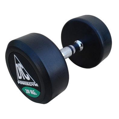 Гантели обрезиненные пара 20 кг DFC PowerGym DB002-20