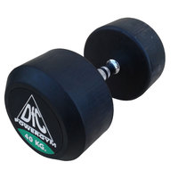Гантели обрезиненные пара 40 кг DFC PowerGym DB002-40