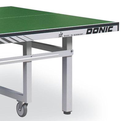 Профессиональный теннисный стол Donic Delhi 25 зеленый Фото