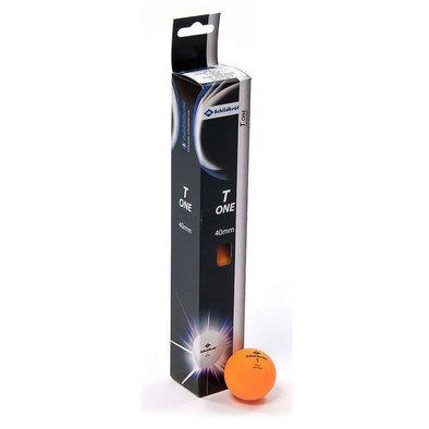 Мячи для настольного тенниса Donic Schildkrot T-One (6 шт)
