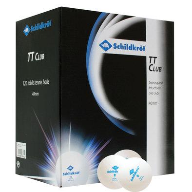 Мячи для настольного тенниса Donic 2T-Club (120 шт)