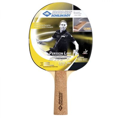 Ракетка для настольного тенниса Donic Persson 500 Фото