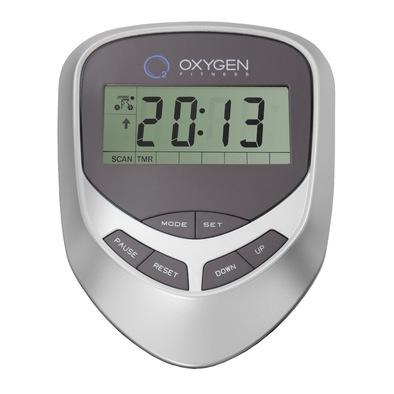 Эллиптический тренажер Oxygen Alabama EXT