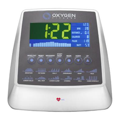 Эллиптический тренажер Oxygen EX-35 FD HRC+ Фото