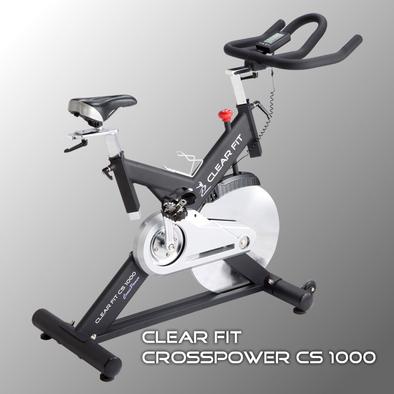 Спин-байк Clear Fit CrossPower CS 1000 Фото
