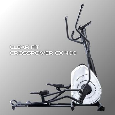 Эллиптический тренажер Clear Fit CrossPower CX 400 Фото