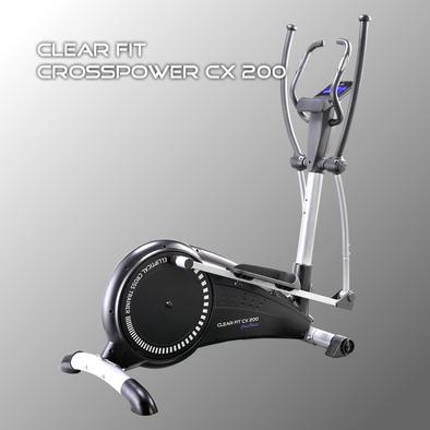 Эллиптический тренажер Clear Fit CrossPower CX 200 Фото