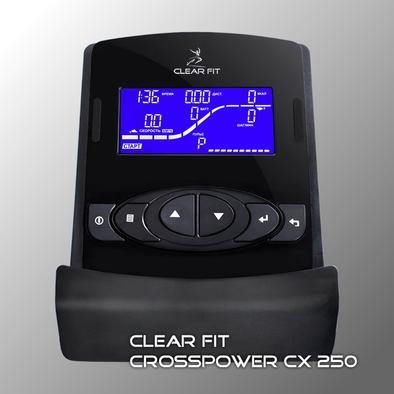 Эллиптический тренажер Clear Fit CrossPower CX 250 Фото