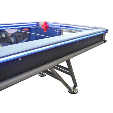 Игровой стол Аэрохоккей Black Ice