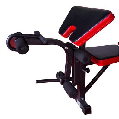 Многофункциональная силовая скамья EVO Fitness Home Line SB18 Фото