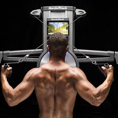 Силовой кардиотренажер NordicTrack Fusion CST Фото