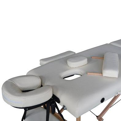 Массажный стол DFC Nirvana Optima Cream