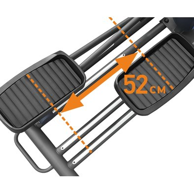 Эллиптический тренажер Applegate X52 A Фото