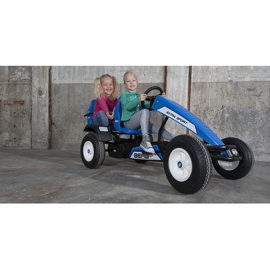Веломобиль BERG Extra Sport Blue BFR 3