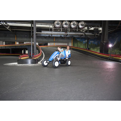 Веломобиль BERG Extra Sport Blue XXL-BFR Фото