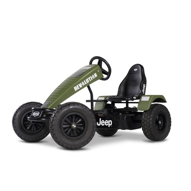 Веломобиль BERG Jeep Revolution BFR 3