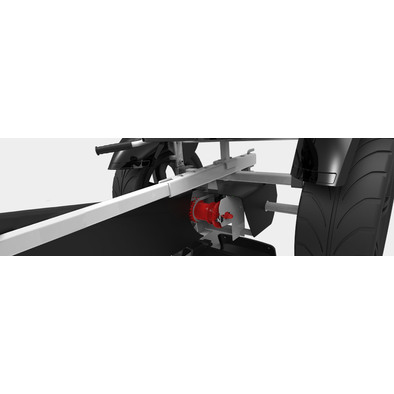 Веломобиль BERG Jeep Revolution BFR 3 Фото