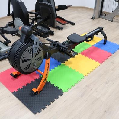 Маты-пазлы для фитнеса и тренажеров DFC Фото