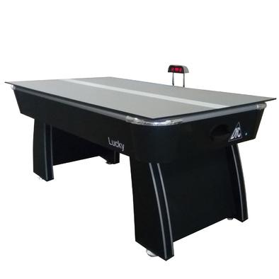 Игровой стол DFC Lucky 2 в 1 аэрохоккей/теннис Фото