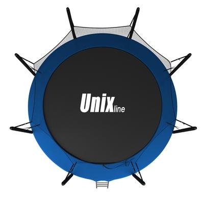 Батут с сеткой Unix 8ft Inside Фото