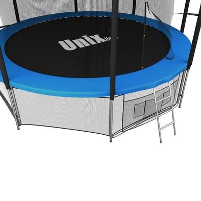 Батут с сеткой Unix 10ft Inside Фото