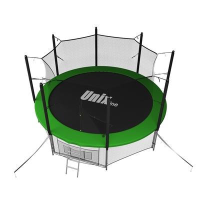 Батут с сеткой Unix 12ft Inside