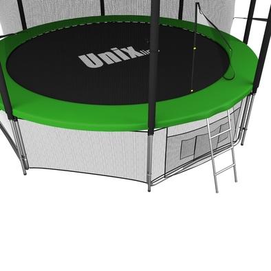 Батут с сеткой Unix 14ft Inside Фото