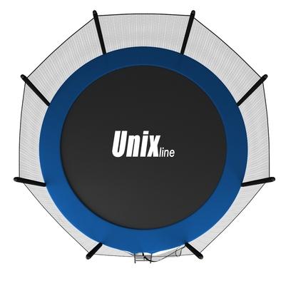 Батут с сеткой Unix 8ft Outside
