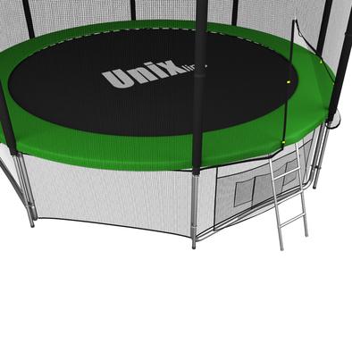 Батут с сеткой Unix 10ft Outside