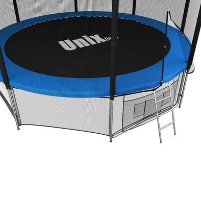 Батут с сеткой Unix 14ft Outside Фото