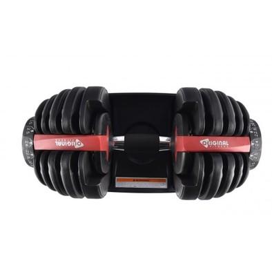 Регулируемая гантель Original Fitness 24 кг