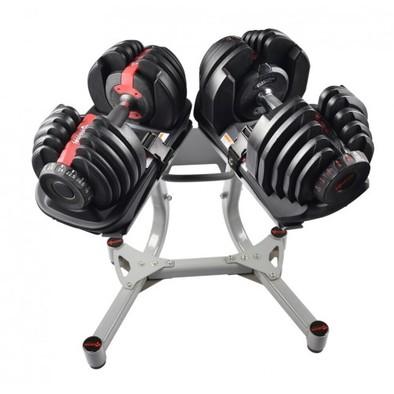 Стенд для регулируемых гантелей Original Fitness Фото