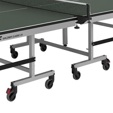 Профессиональный теннисный стол Donic Waldner Classic 25 зелёный Фото