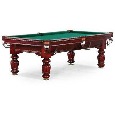 Бильярдный стол для русского бильярда Classic II 9 ф (махагон) Фото