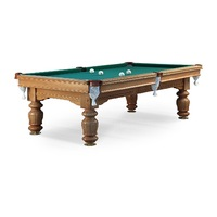 Бильярдный стол для русского бильярда Classic II 8 ф (ясень)
