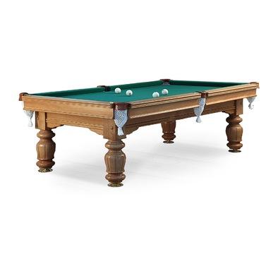Бильярдный стол для русского бильярда Classic II 9 ф (ясень) Фото