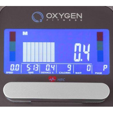 Эллиптический эргометр Oxygen GX-75 HRC