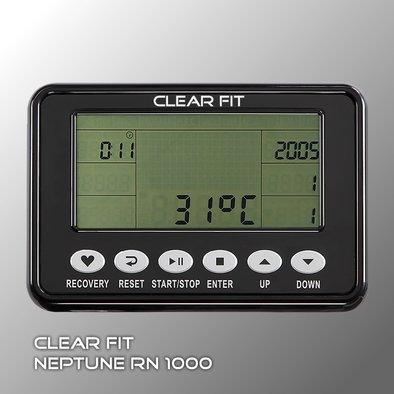Водный гребной тренажер Clear Fit Neptune RN 1000 Фото