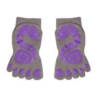 Носки для йоги Spirit Fitness