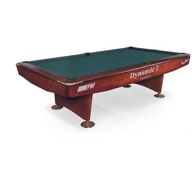 Бильярдный стол для пула Dynamic II 9 ф (корица)