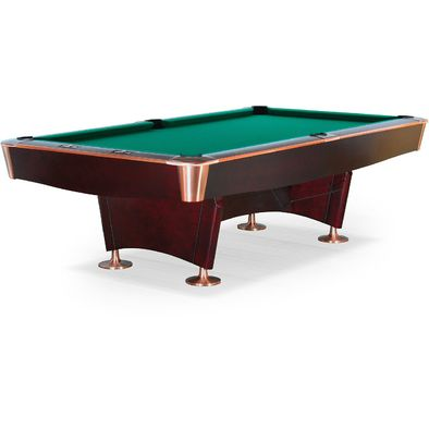 Бильярдный стол для пула Reno 9 ф (махагон)