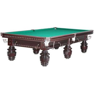 Бильярдный стол для русского бильярда Turnus II 10 ф (вишня) Фото