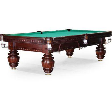 Бильярдный стол для русского бильярда Turnus II 9 ф (махагон) Фото