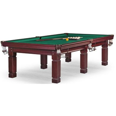 Бильярдный стол для русского бильярда Texas 9 ф (махагон) Фото