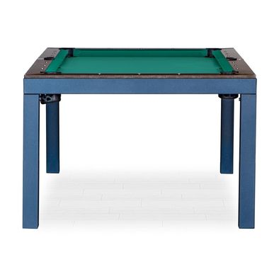 Бильярдный стол для пула Evolution High Tech ЛДСП 6 ф (венге) в комплекте столовая покрышка Фото