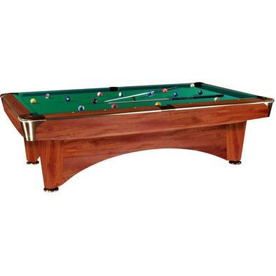 Бильярдный стол для пула Dynamic III 9 ф (коричневый)