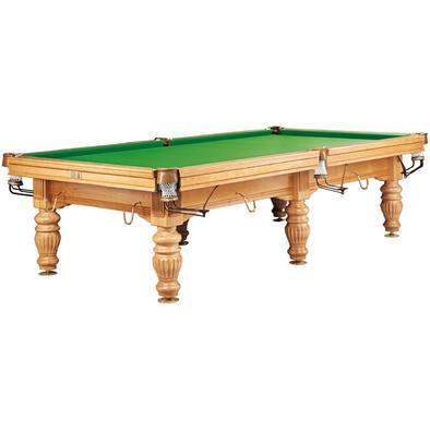 Бильярдный стол для русского бильярда Dynamic Prince 10 ф (дуб) Фото