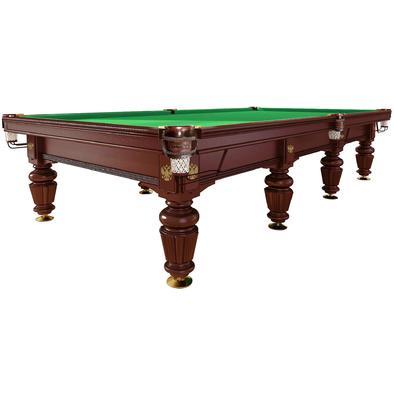 Бильярдный стол для русского бильярда Dynamic Noble 12 ф (махагон)