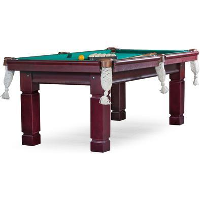 Бильярдный стол для русского бильярда Texas 7 ф (махагон) ЛДСП Фото