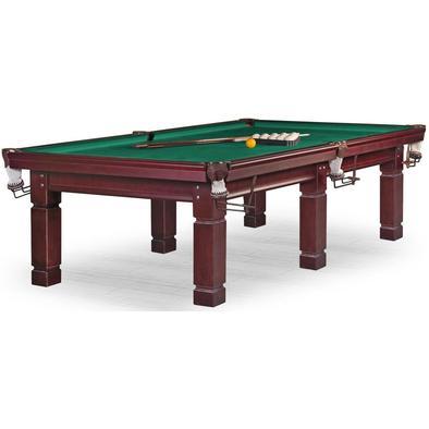 Бильярдный стол для русского бильярда Texas 10 ф (махагон) ЛДСП